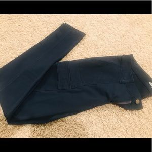 Old Navy Rockstar Cargo | navy blue | size 10 Tall
